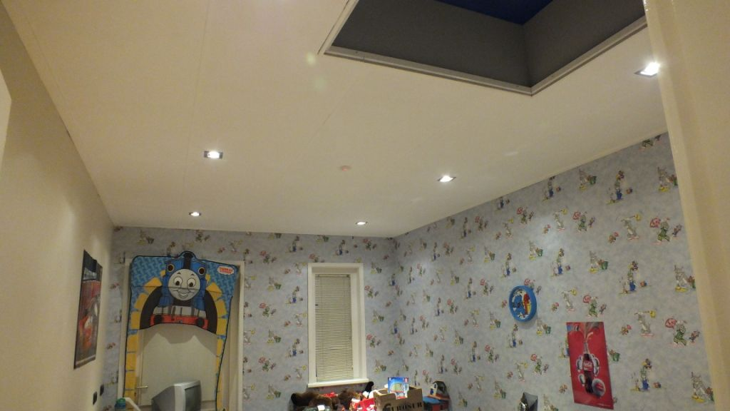 Hal en slaapkamer verlichting met LED - Ledverlichting van JP LED ...
