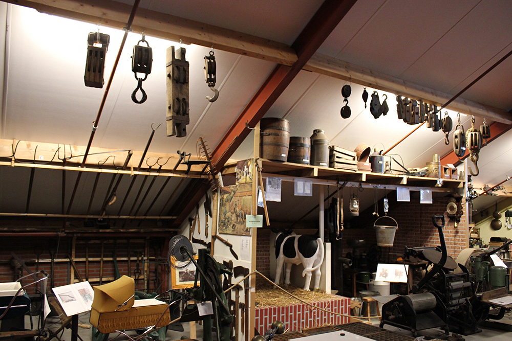 Molenmuseum De Wachter